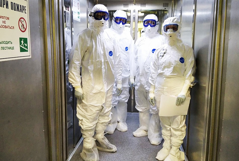 В Твери коронавирусом заразились 15 человек Фото: ПТО