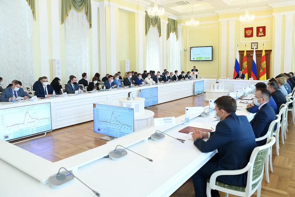 Утвердили новые требования к проектам капитального строительства в Тверской области. Фото: ПТО.