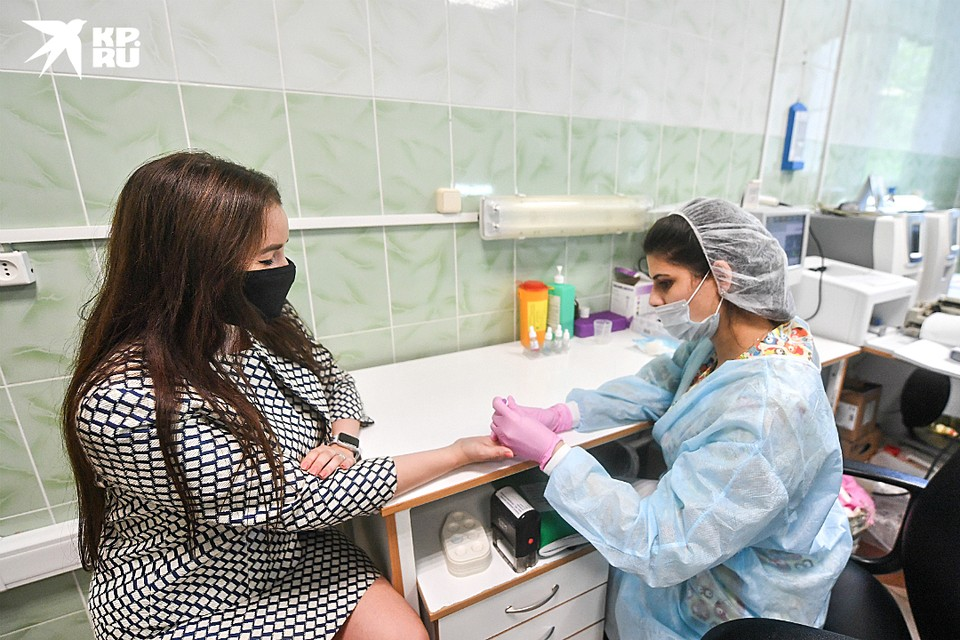 За минувшие сутки кировские врачи выявили более 70 случаев заражения среди жителей области.