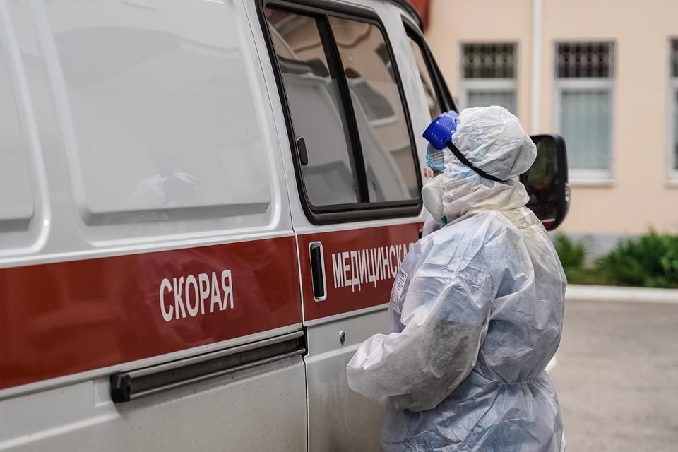 В Самаре больницу Середавина пока оставят для коронавирусных больных