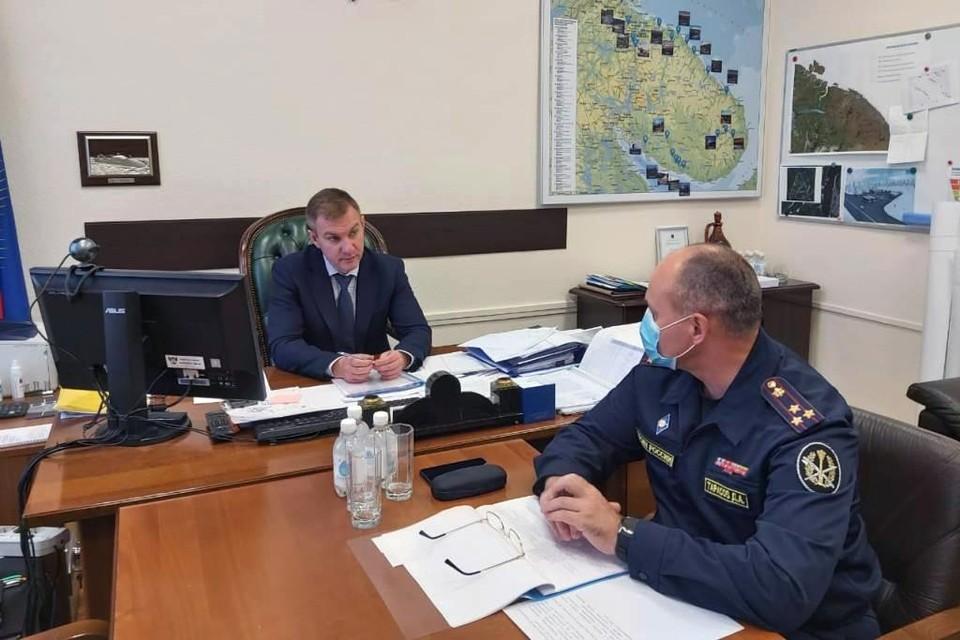 Результаты взаимодействия с УФСИН обсудили в правительстве. Фото: Пресс-служба УФСИН по Мурманской области