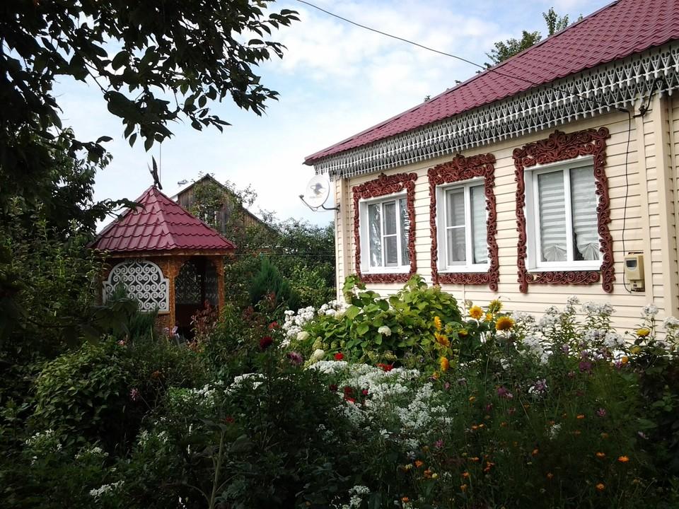 В селах Воронежской области есть на что полюбоваться.