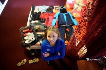 «Несколько часов мы шли на ощупь, было страшно»: уральская рекордсменка покорила Эльбрус в двенадцать лет