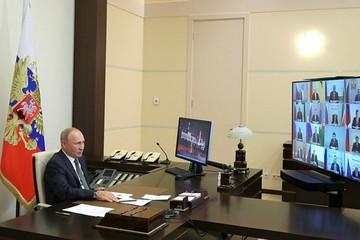 Владимир Путин поддержал законопроект о соцгарантиях в Ленинградской области