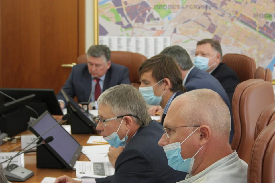 В администрации обсудили подготовку к отопительному сезону Фото: администрация Твери