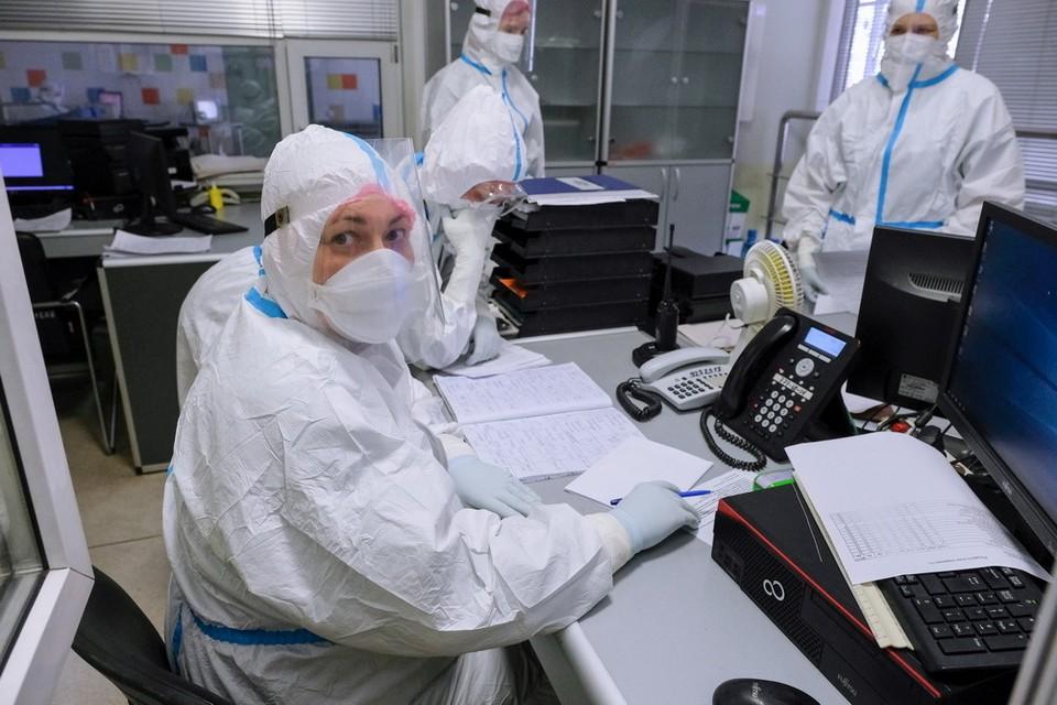 За минувшие сутки в лабораториях Приморья подтвержден 71 новый случай COVID-19