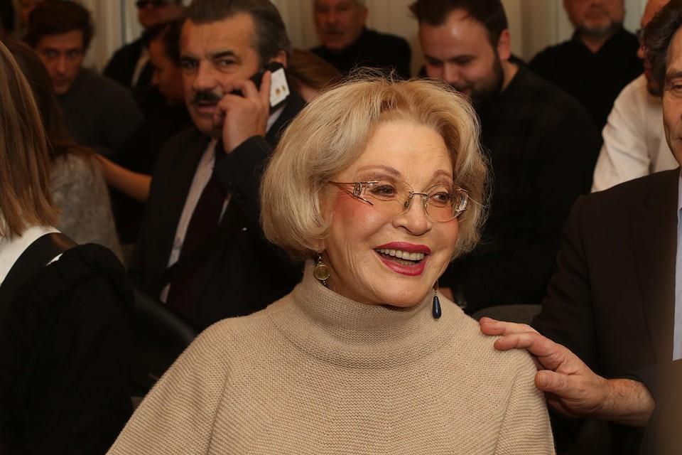 Людмила Максакова: «Я - жертва маминого воспитания»