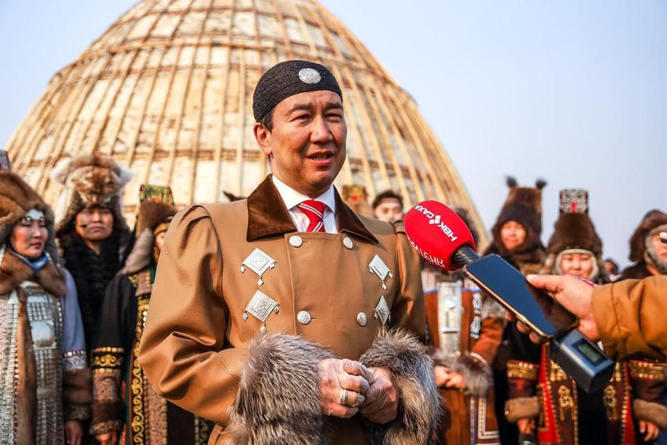 Республика имеет богатые культурные традиции. Фото: пресс-служба главы Якутии