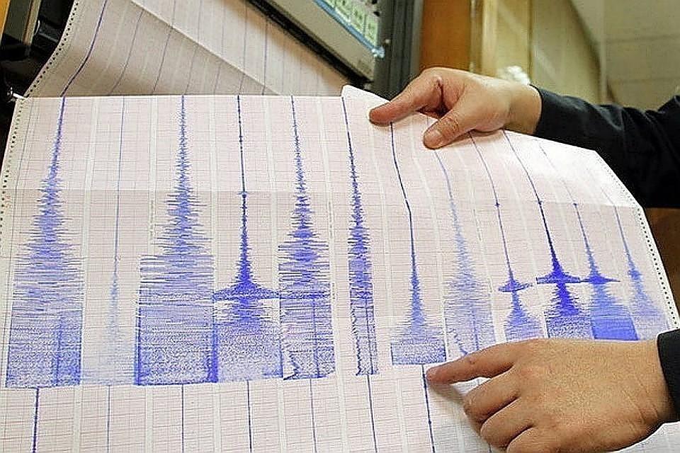Землетрясение магнитудой 5,2 зарегистрировали на границе Ирана и Туркмении