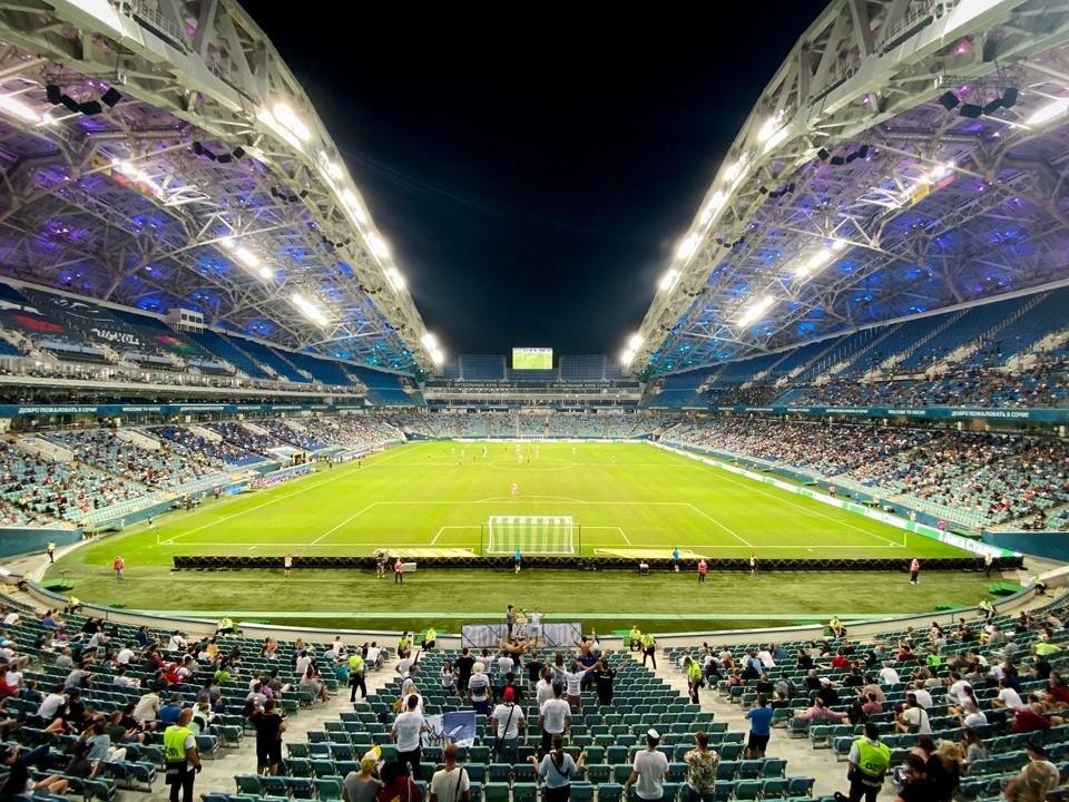 Обзор матча Краснодар - Сочи 26 сентября 2020 – 1:1. Счет, голы, статистика игроков