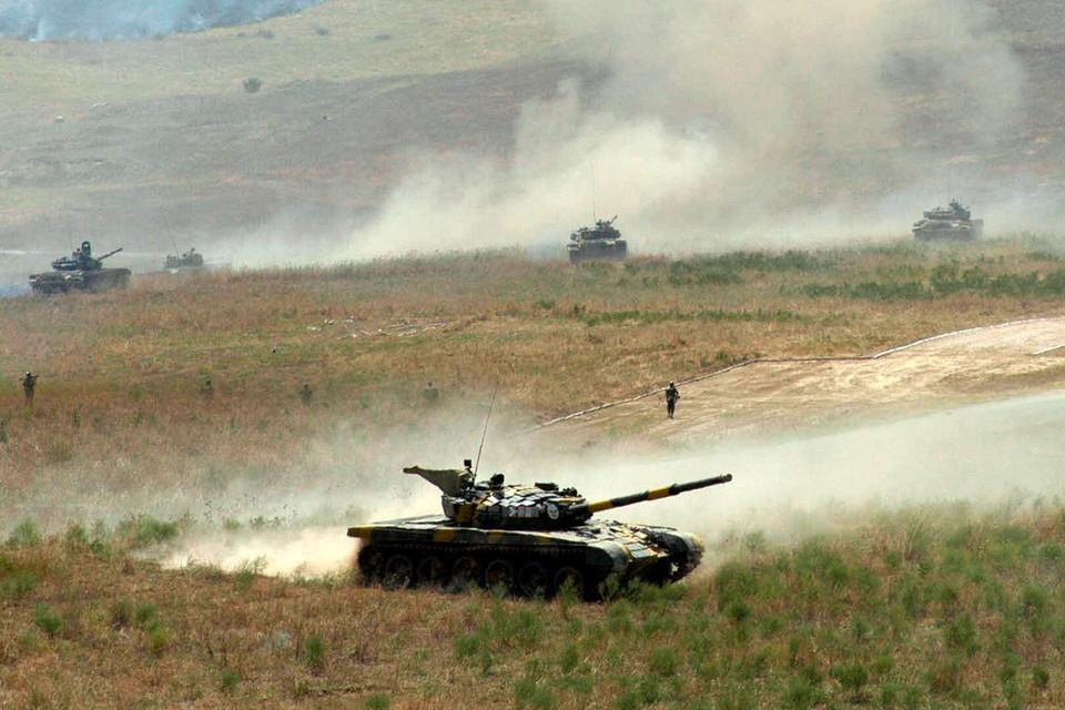 Возникший 32 года назад конфликт в Нагорном Карабахе вспыхнул вновь
