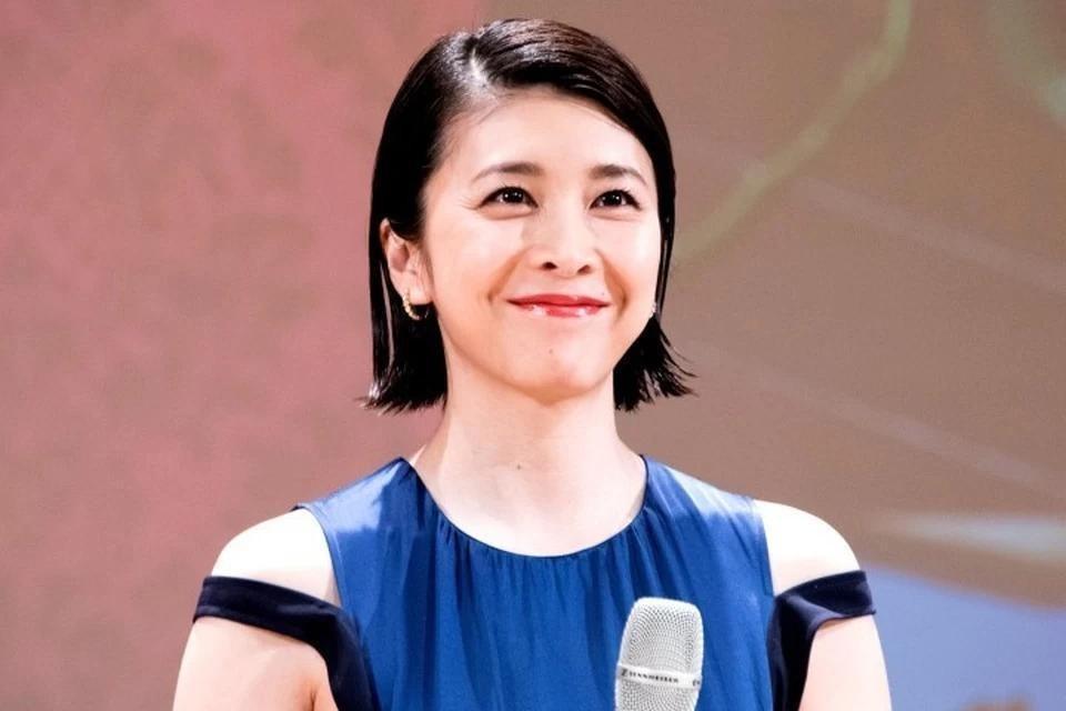 Японская актриса Юко Такэути