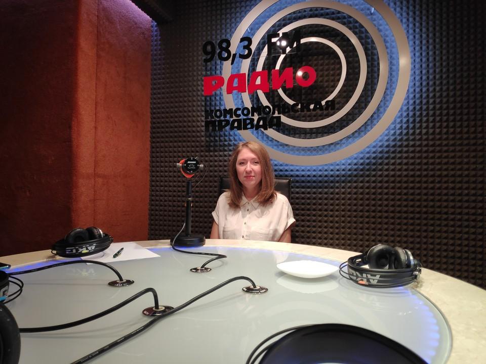 Александра Тарханова, руководитель PR отдела сети баров «Зажигалка» и «Естествознания».