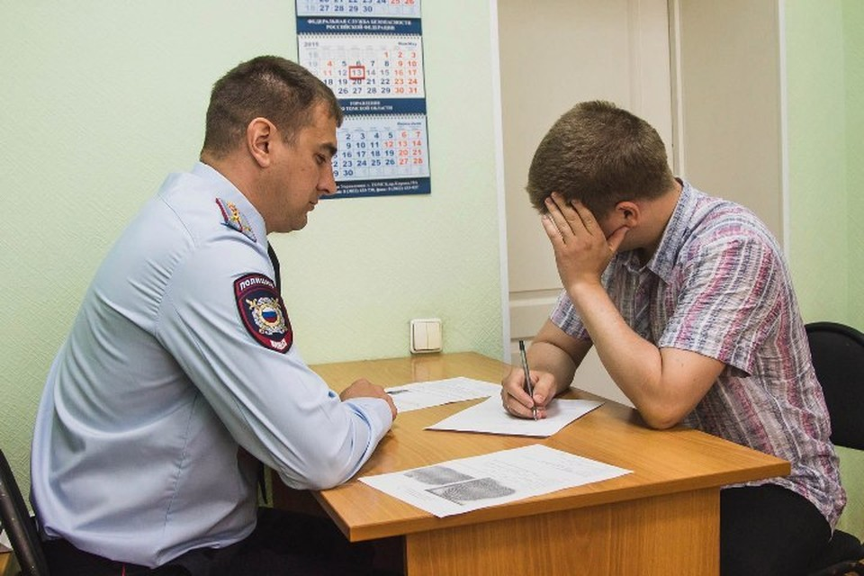 Совесть заставила понятого из Кузбасса признаться в преступлении