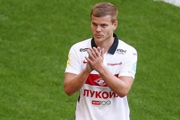 Черчесов о вызове Кокорина в сборную: «Сначала футбол, а все остальное потом»