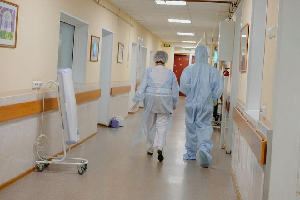От коронавируса за сутки умерли 4 человека. Фото: архив КП