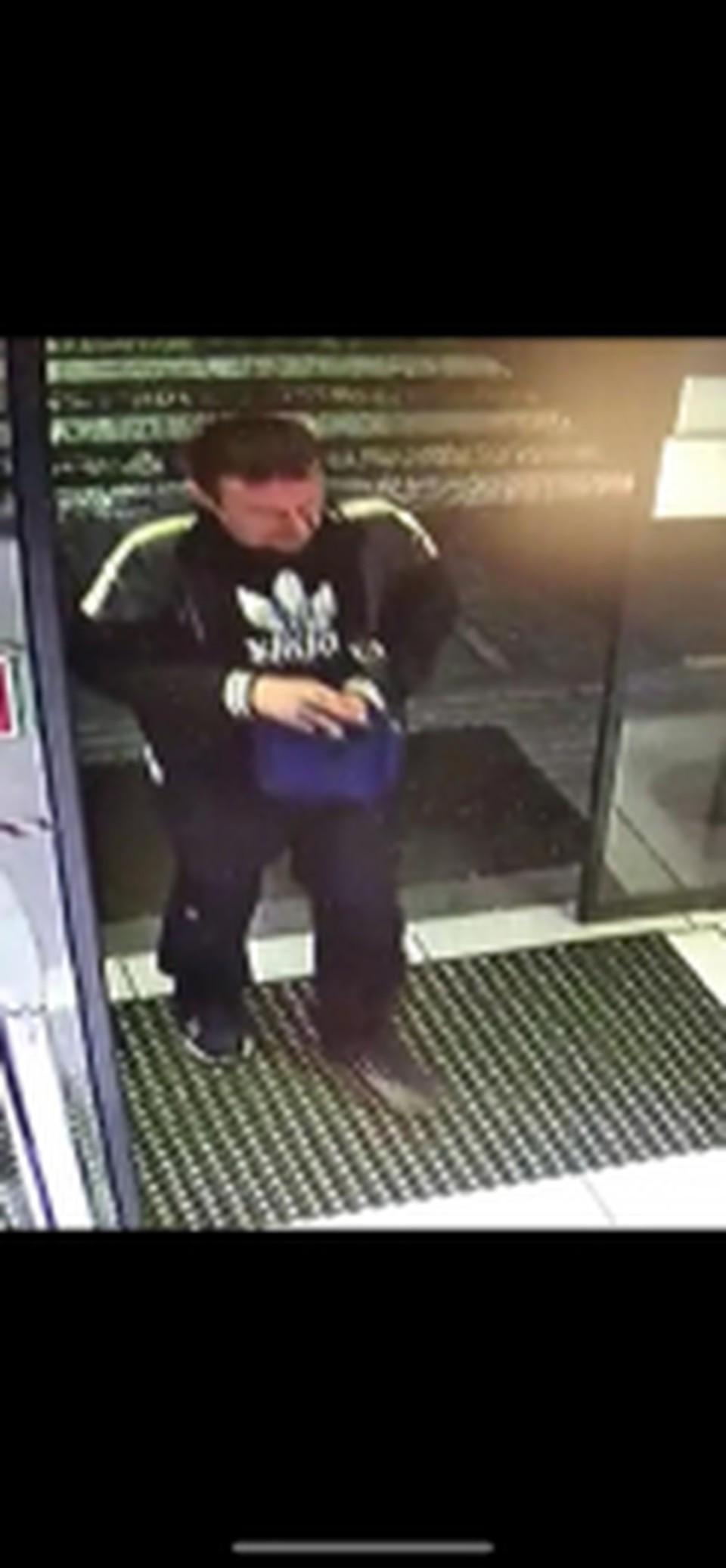 Полицейские просят тамбвочан позвонить по указанному номеру, если они узнали мужчина и у них есть информация об его местонахождении