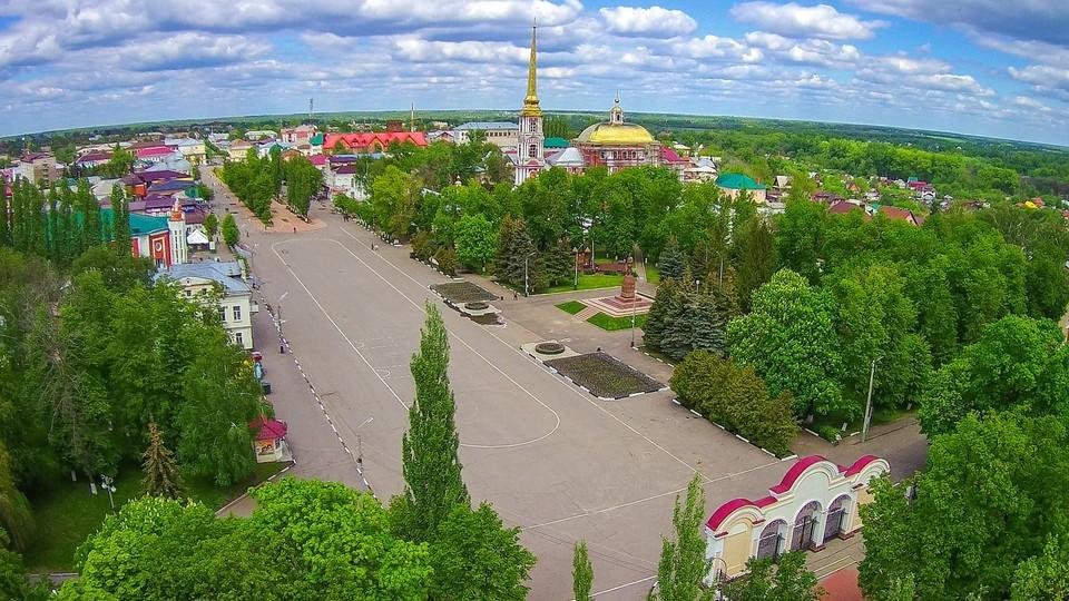 Фонтан установят в центре наукограда на улице Советской