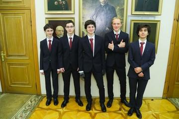 Российские школьники обошли американцев на математической олимпиаде в Санкт-Петербурге