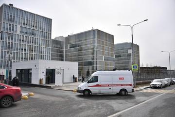 Денис Проценко раскрыл, что сейчас происходит в коронавирусной больнице в Коммунарке