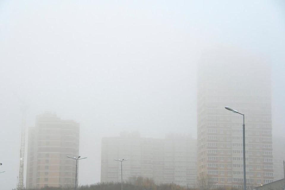 Снег и туманы обещают синоптики жителям Кузбасса 1 октября