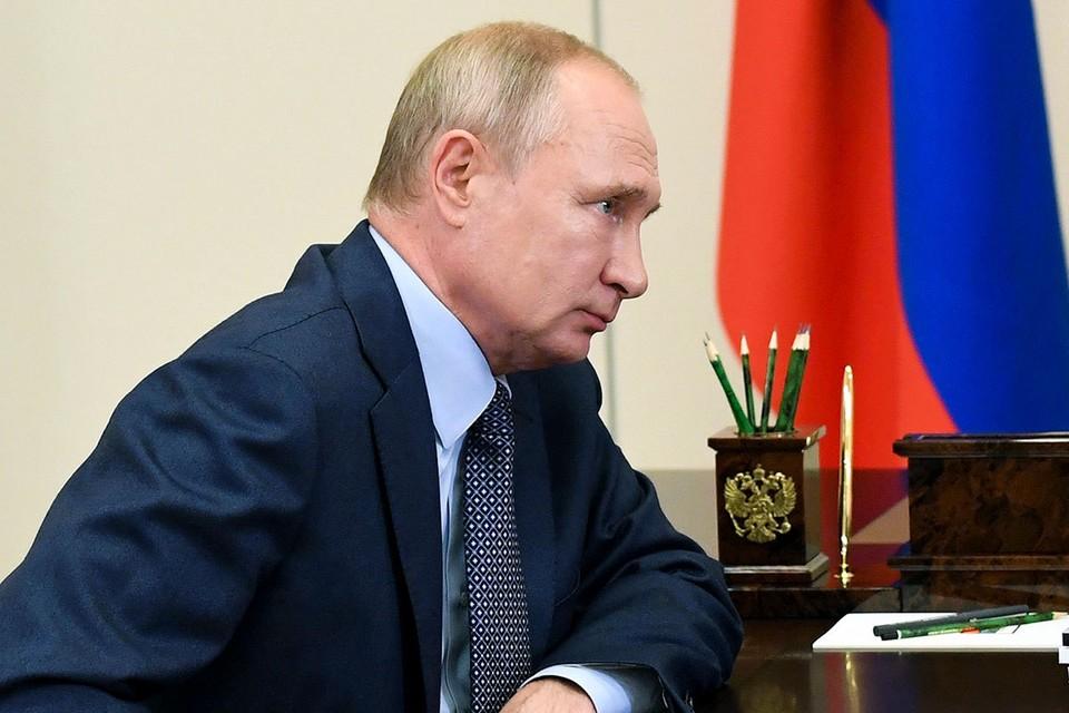 Президент подчеркнул, что и сегодня в лесном комплексе остаётся много острых системных проблем.