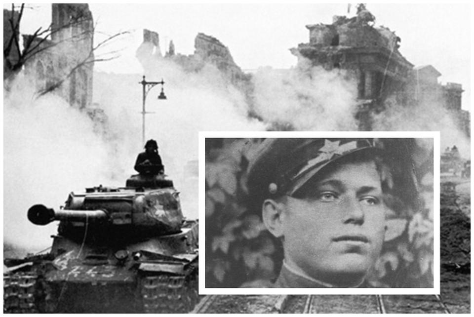 Командир танка, Герой Советского Союза, Николай Михайлович Козлов, 12.12.1926 г. — 25.09.1983 г. Фото: сайт «Герои Войны»
