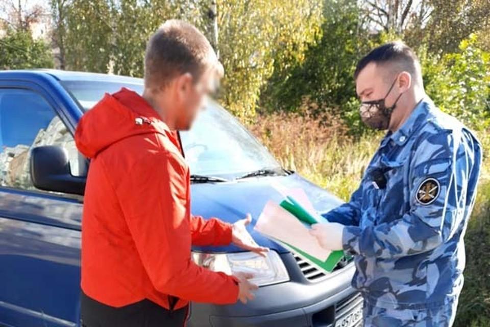 11 человек, находившихся в розыске переданы полиции Фото: УФСИН России по Тверской области