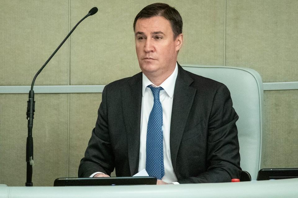 Глава Минсельхоза Дмитрий Николаевич Патрушев