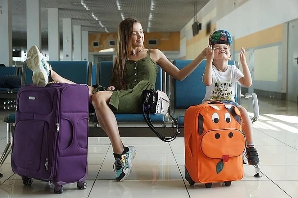 Пассажиропоток в аэропортах вырос в девять раз