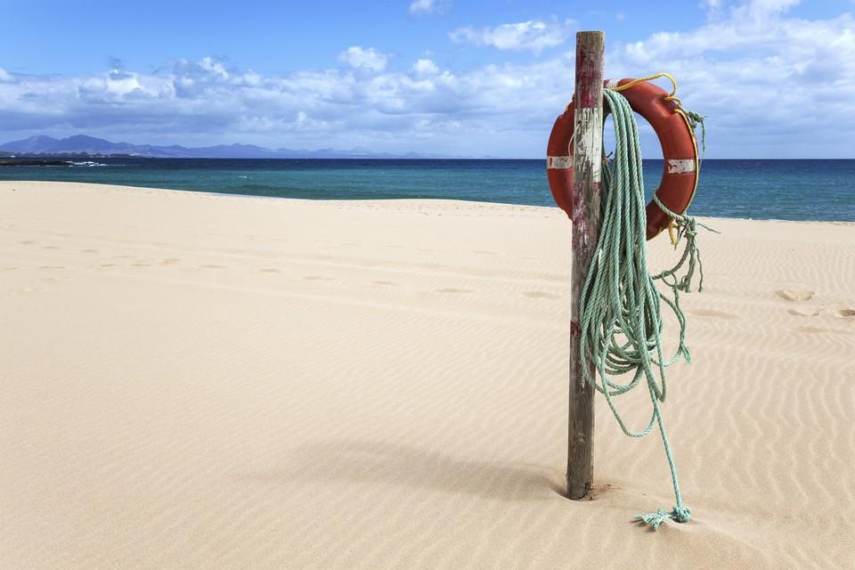 Анжелику Гайтан рыбаки обнаружили дрейфующей на спасательном круге в Карибском море