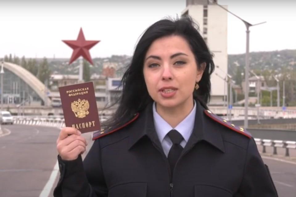 В МВД отметили, что около 600 луганчан доставляются спецрейсами к пунктам выдачи паспортов в Ростовской области. Фото: МВД ЛНР