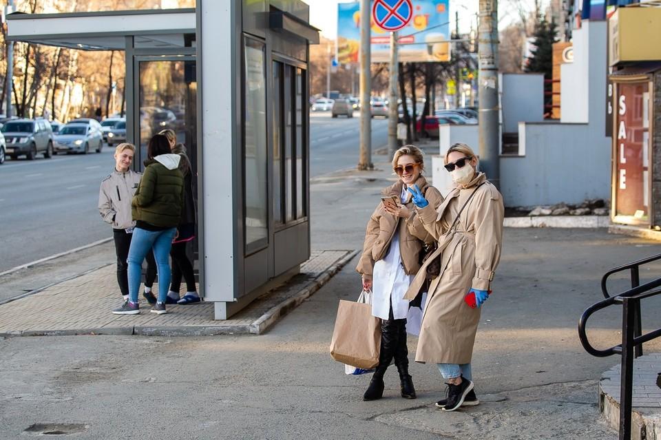 Коронавирус существенно повлиял на гардероб челябинских модниц