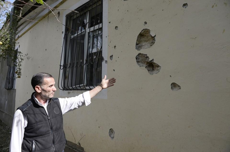 Азербайджан сообщил о гибели мирного жителя в результате обстрела Гянджа