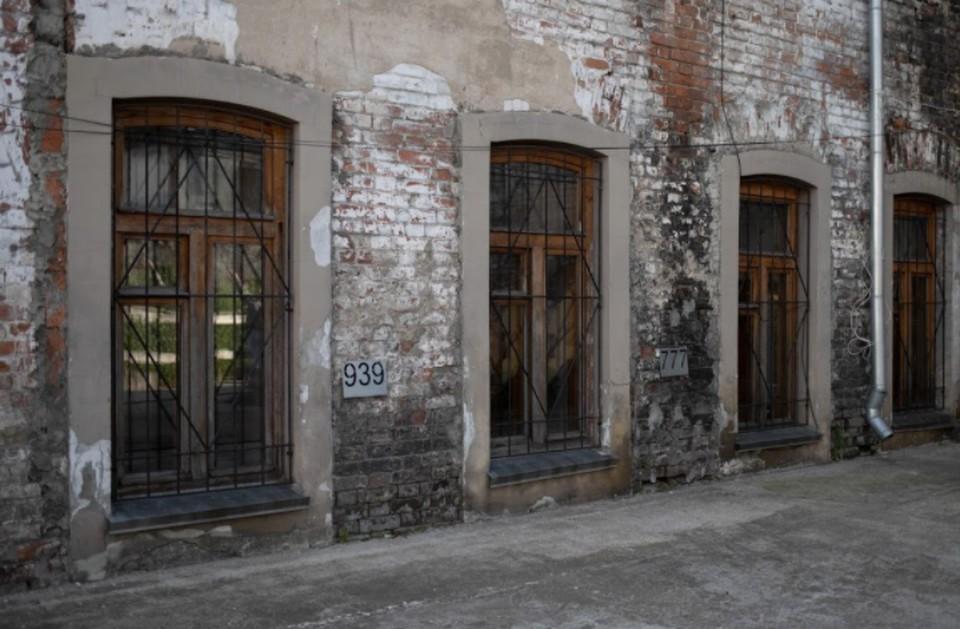 "Фасад дома со стороны двора. Фото: ""Толк""."