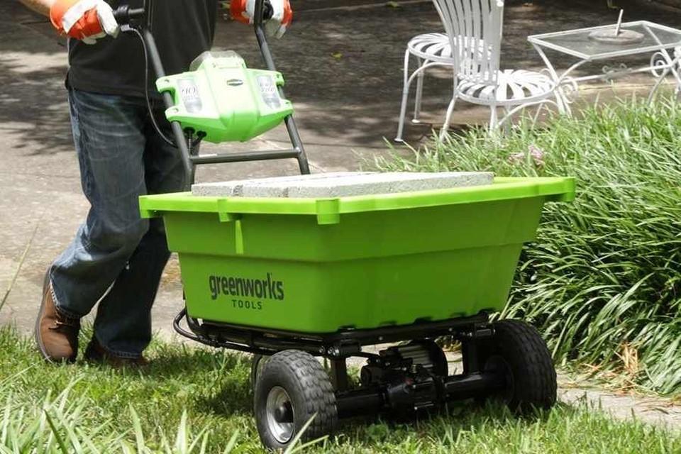 Самоходная садовая тележка G40GC