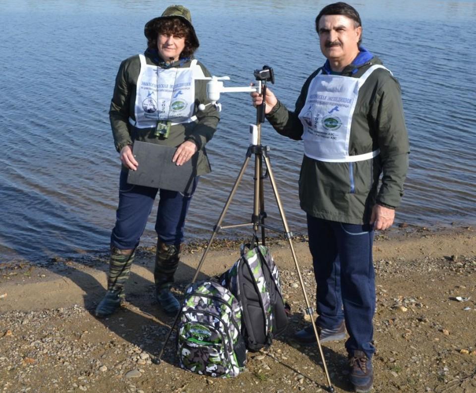 Экологи проверили водоем-охладитель на Балаковской АЭС. Фото межрегионального экологического движения «Ока»