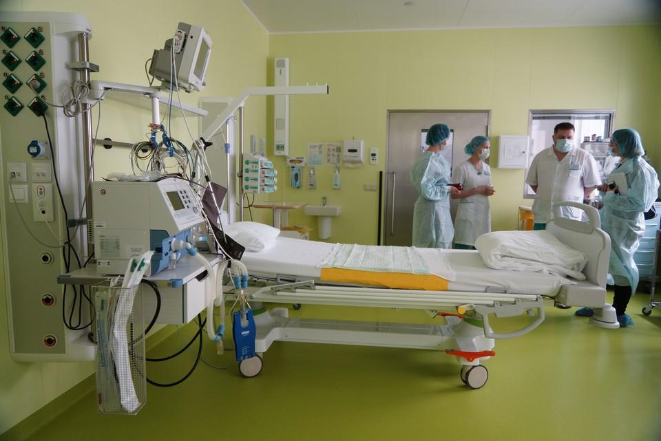 За несколько дней госпитализировали 440 больных пневмонией, которым до этого отказали в стационарной помощи. Фото: Архив КП