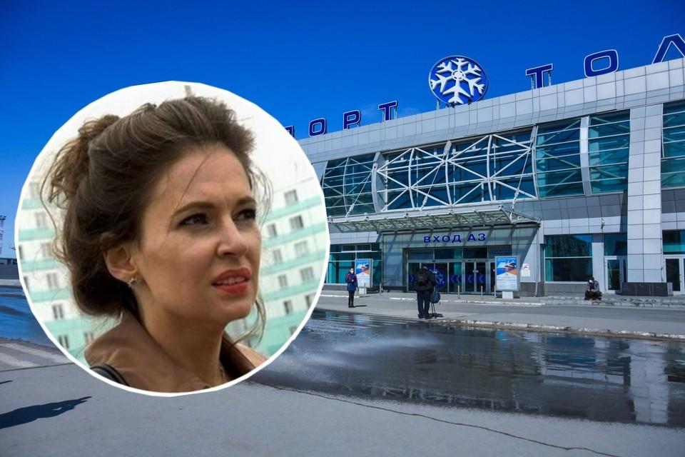 Мария Певчих сопровождала Навального в его командировке по Сибири.