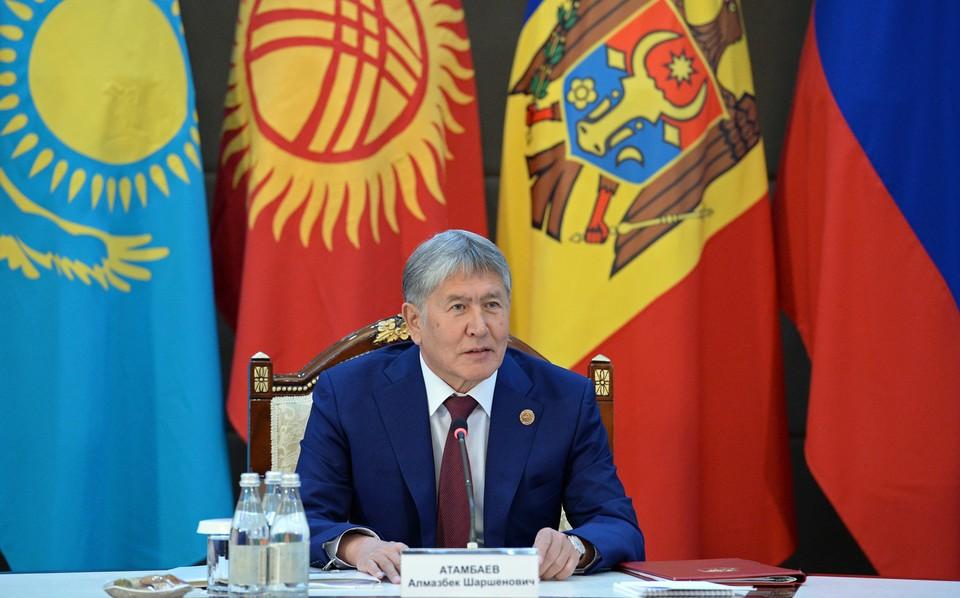 На бывшего президента Киргизии совершили покушение