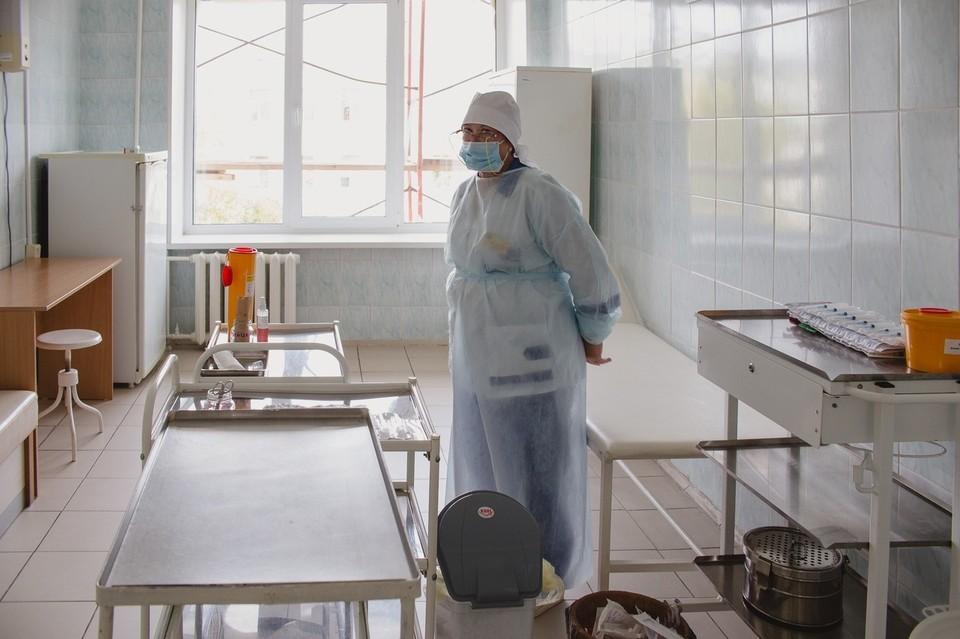 Все силы системы здравоохранения брошены на борьбу с коронавирусом