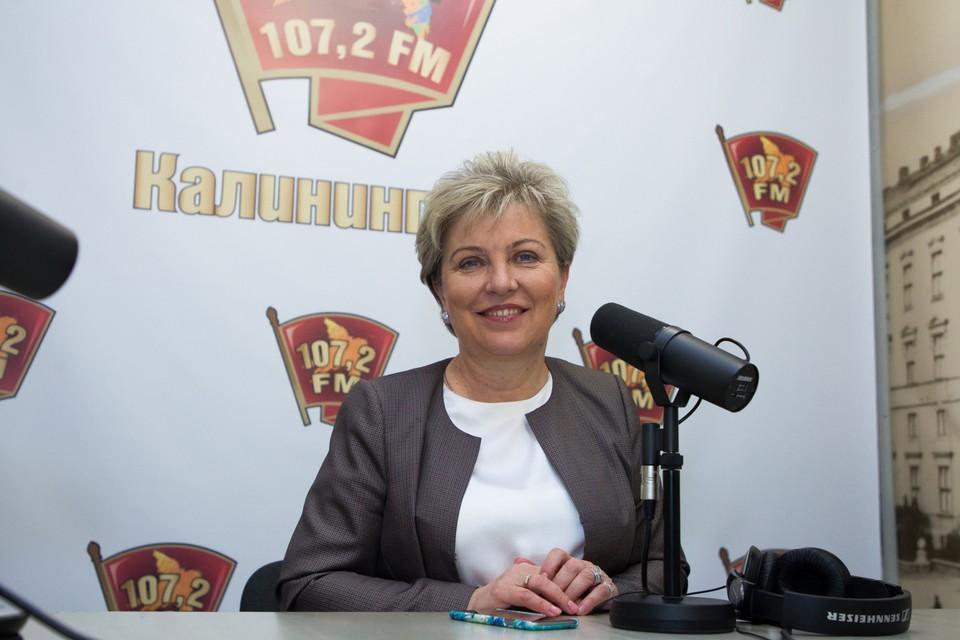 Говорит Калининград. Светлана Сивкова