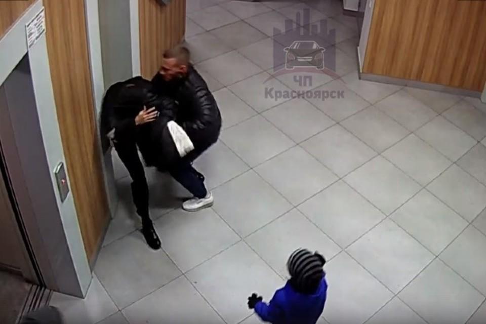Семейная ссора стала достоянием общественности Фото: ЧП-Красноярск