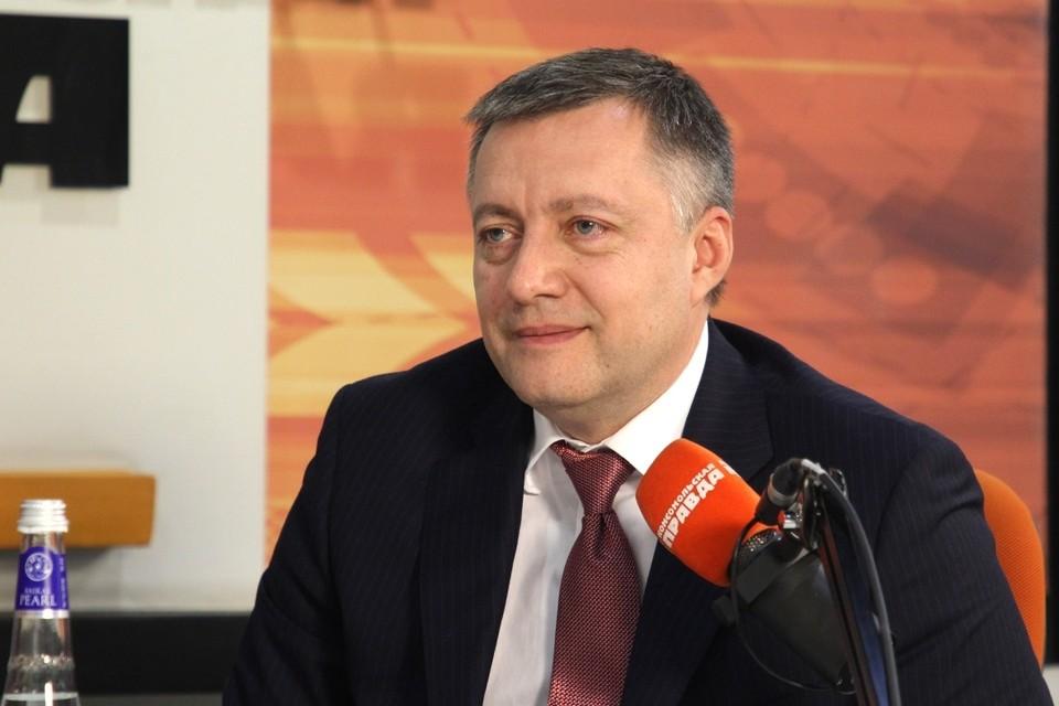 Игорь Кобзев: из-за коронавируса общепит в Иркутской области будет работать по новому режиму