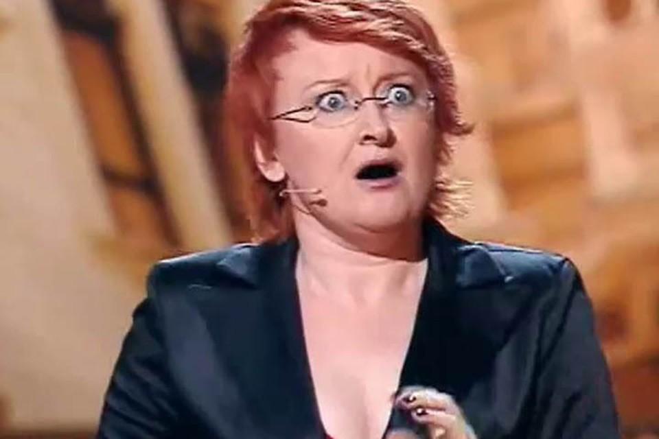 В полицию обратилась 51-летняя актриса-юмористка Елена Полякова.
