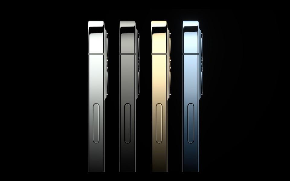Apple представила новый iPhone 12 Pro с тремя камерами