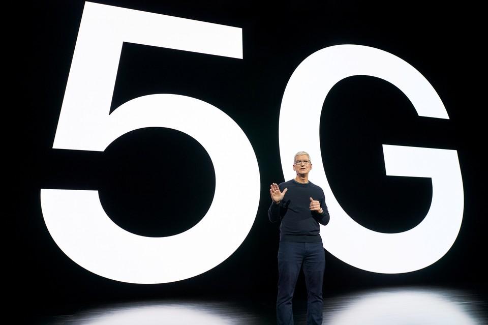 Новый iPhone 12 будет поддерживать 5G