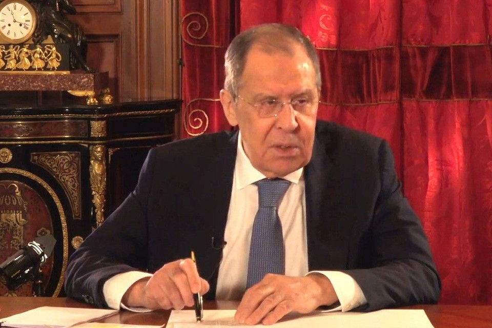 Лавров заявил о возможности политического урегулирования конфликта в Карабахе