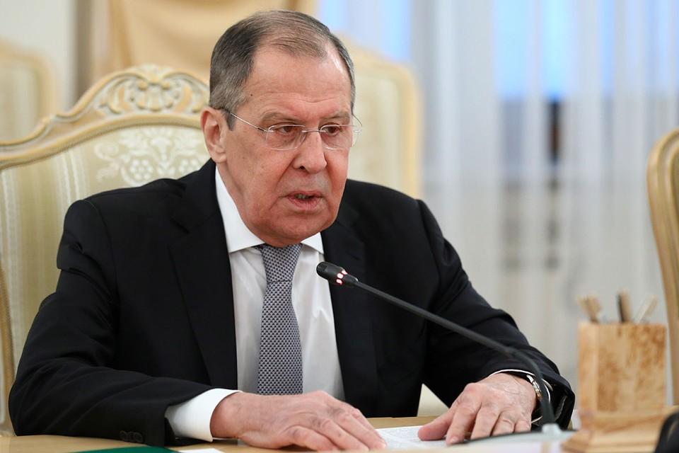 Сергей Лавров заявил, что у Москвы налажен доверительный диалог по всем вопросам со всеми странами СНГ.
