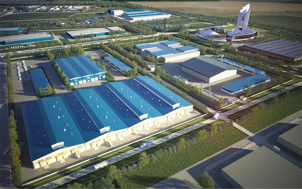 Они будут передовыми центрами для промышленного развития. Фото: agroexpert.md